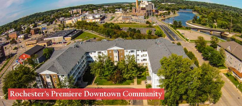 Apartment Rentals, apt rental, Apartments Rochester MN, Luxury Apartments, downtown Rochester, civic square, apts, oxford management, apartments for rent, mayo clinic